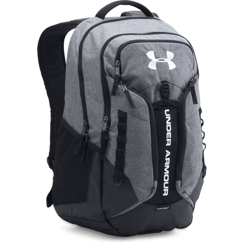 cf5b895af296 Under Armour Graphite Black UA Storm Contender Backpack