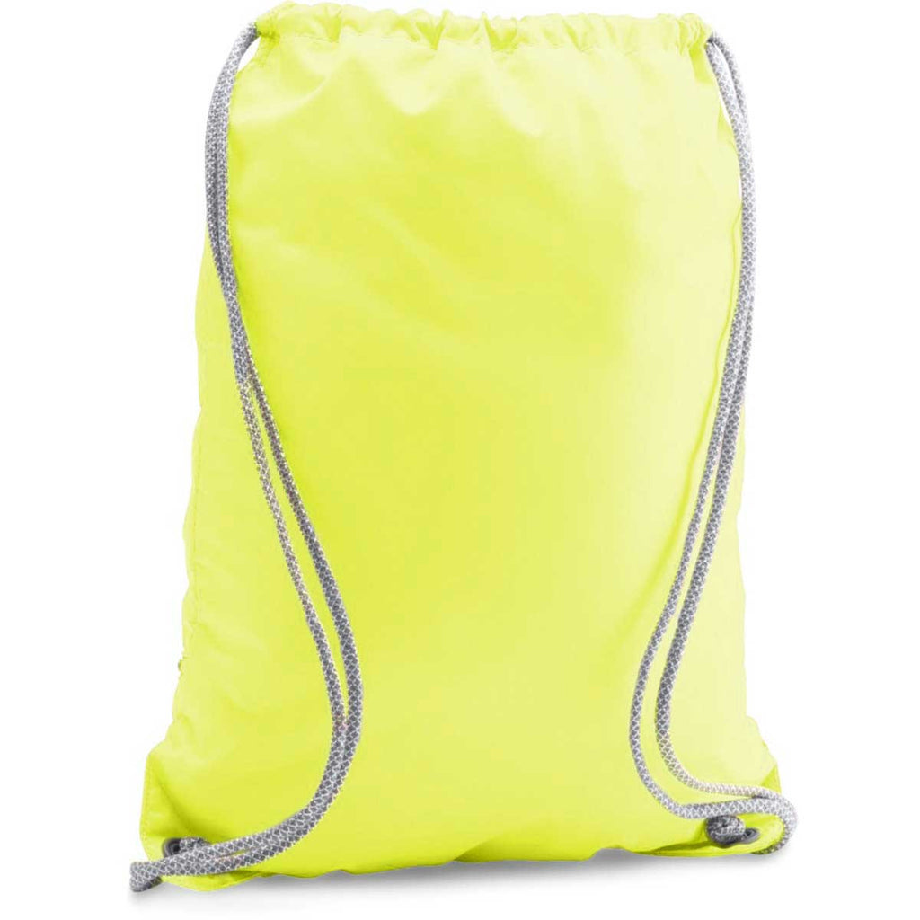 Under Armour High-Vis Yellow Team Sackpack