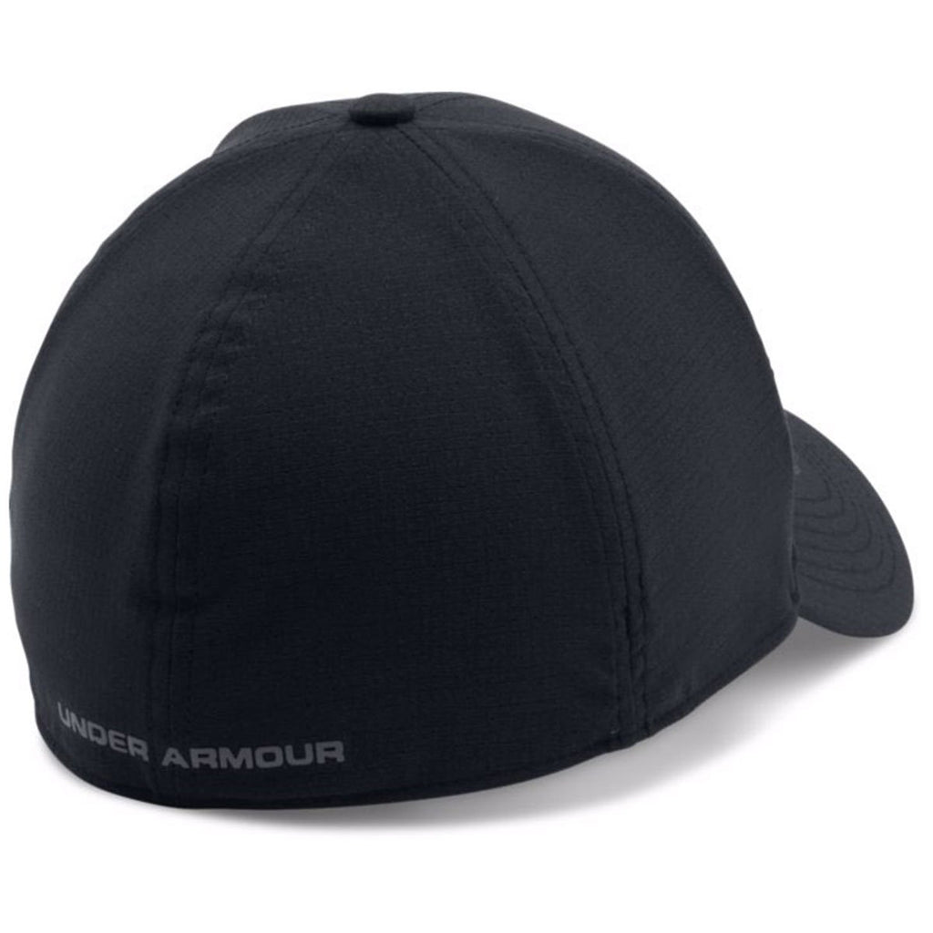 Under Armour Men s Black AirVent Core Cap 1a6b20e3913