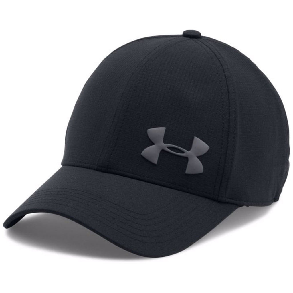 1974440820f Under Armour Men s Black AirVent Core Cap