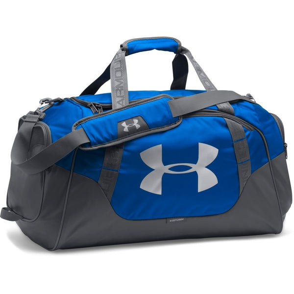 a5f3a2e225a5 Under Armour Royal Graphite Undeniable 3.0 Medium Duffle