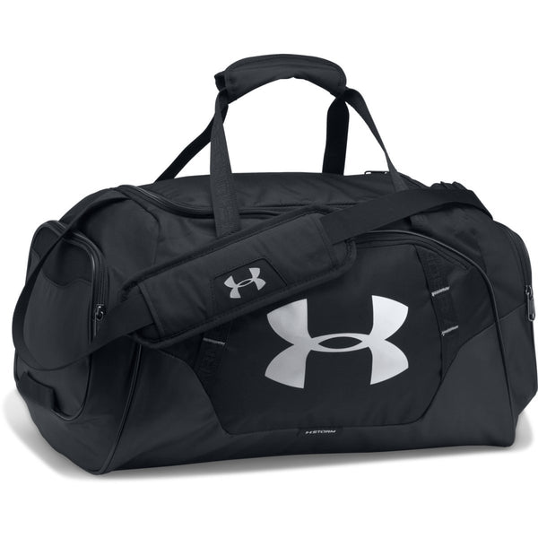 5ef097f5e4bd Under Armour Black UA Undeniable 3.0 Large Duffle