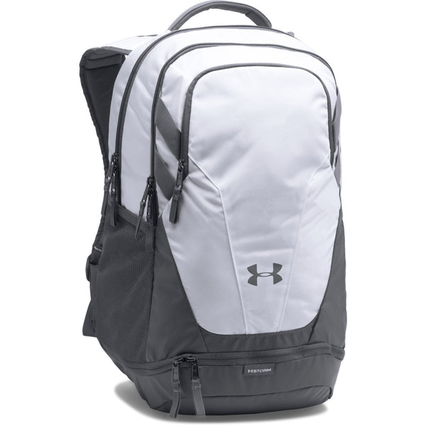 794e8ff8dbe0 Under Armour White UA Team Hustle 3.0 Backpack