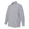 Van Heusen Men's Ash Gingham Long Sleeve Dress Shirt