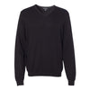 13vs003-van-heusen-black-v-neck-sweater
