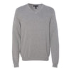 13vs003-van-heusen-grey-v-neck-sweater