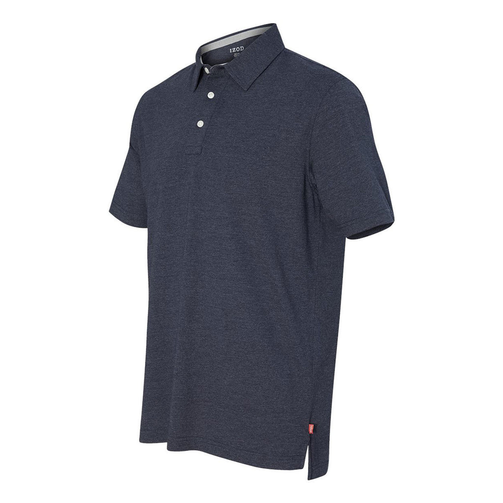 IZOD Men's Midnight Jersey Polo