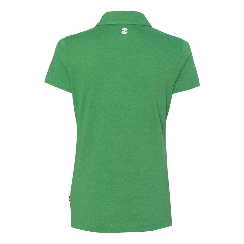 IZOD Ladies' Mint Green Jersey Polo