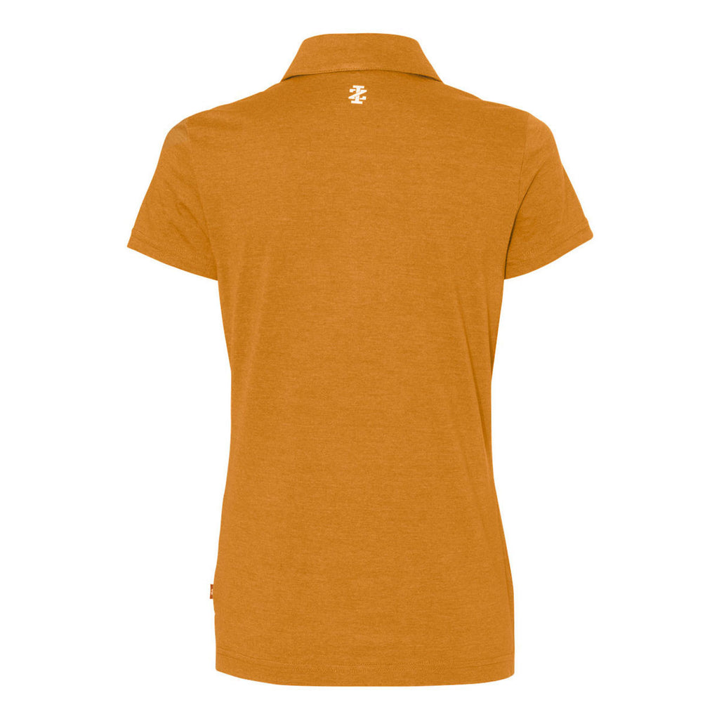 IZOD Ladies' Tangerine Jersey Polo