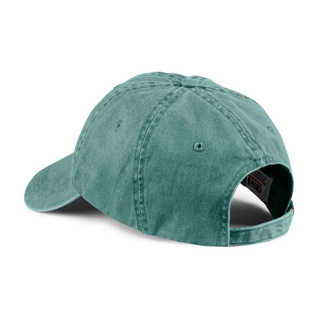 Anvil Pine Solid Low-Profile Pigment-Dyed Cap