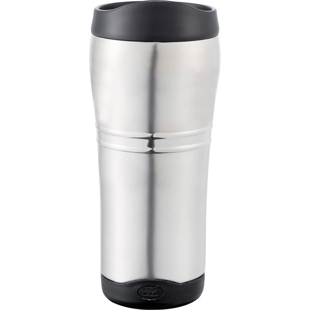 Cutter & Buck Silver Performance Series Tumbler 16oz