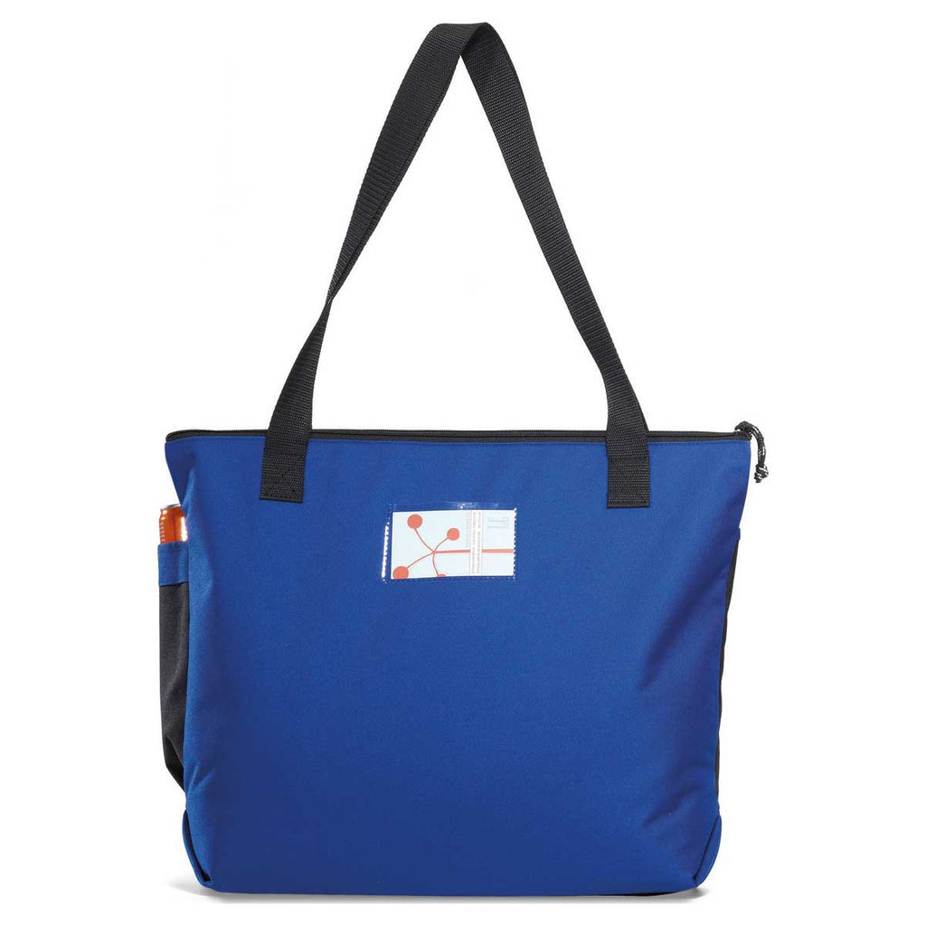 Gemline Royal Blue Avenue Business Tote