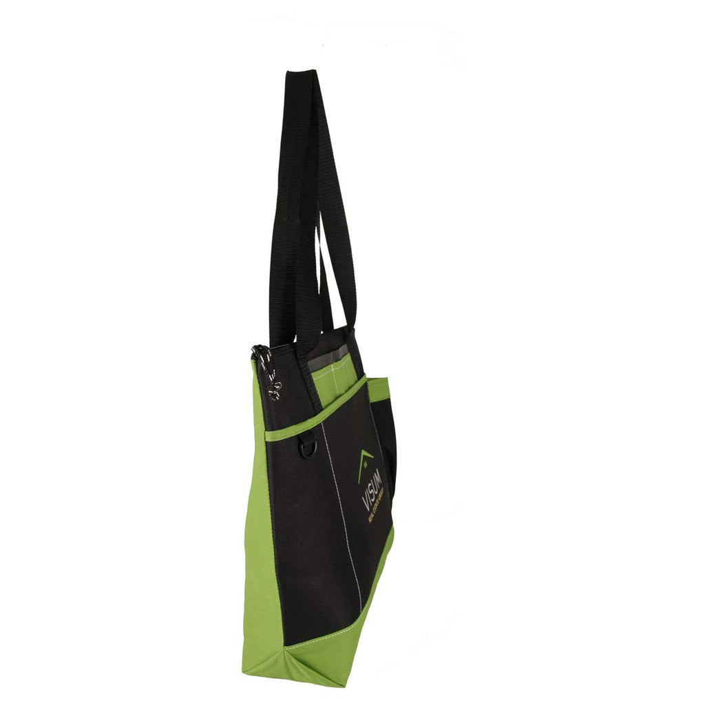 Gemline Apple Green Avenue Business Tote