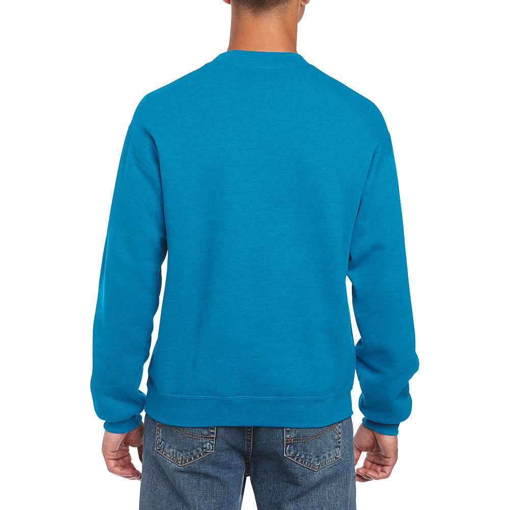 Gildan Men's Antique Sapphire Heavy Blend Crewneck Sweatshirt