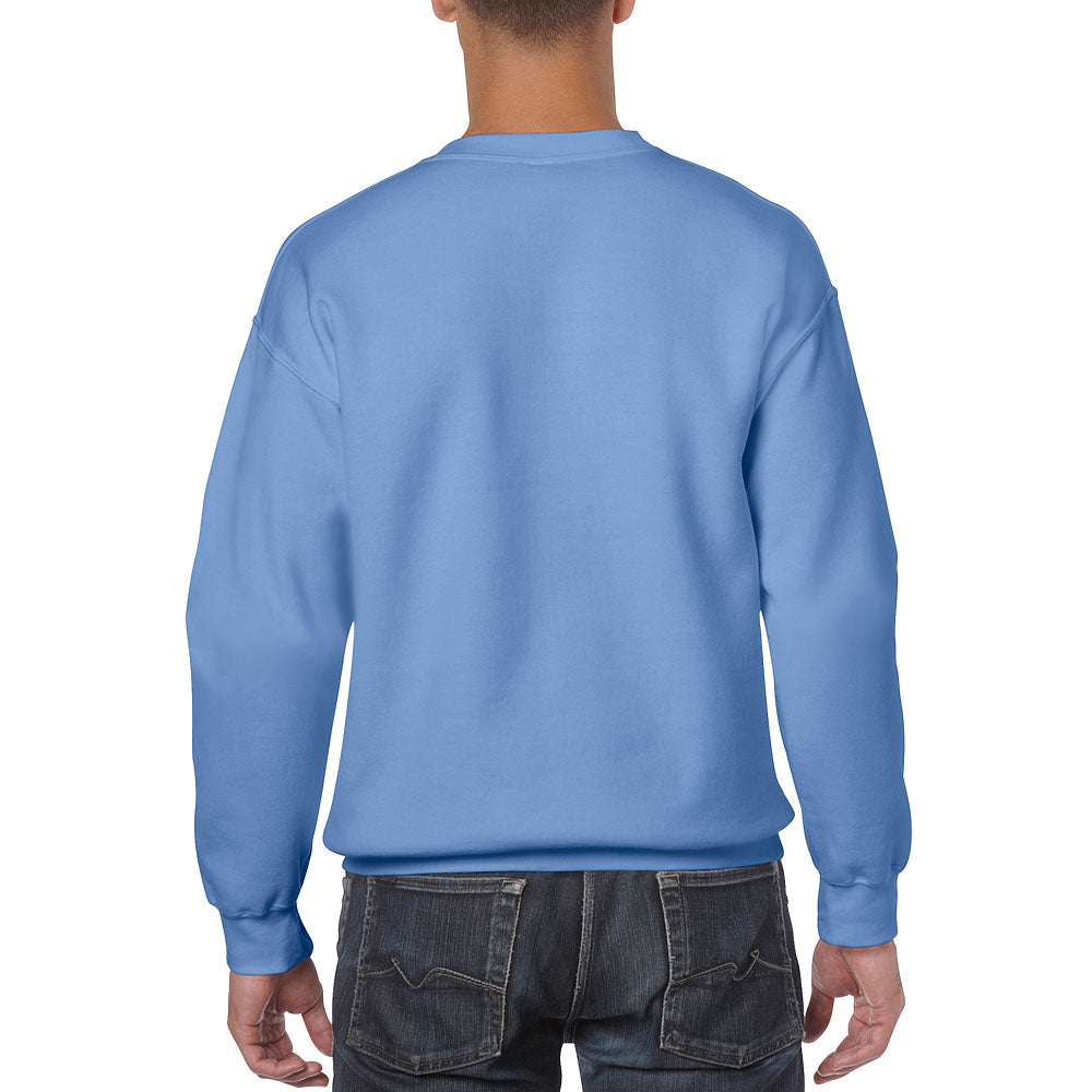 Gildan Men's Carolina Blue Heavy Blend Crewneck Sweatshirt
