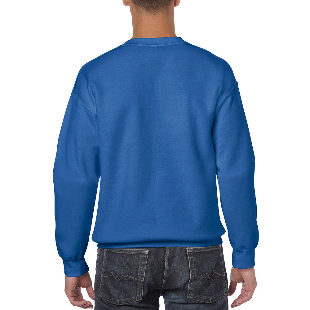 Gildan Men's Royal Heavy Blend Crewneck Sweatshirt