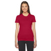 2102-american-apparel-womens-red-t-shirt
