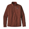 25522-patagonia-burgundy-quarter-zip