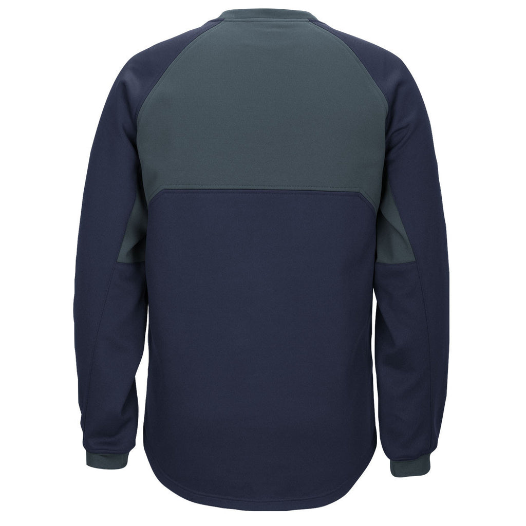 adidas Men's Collegiate Navy/Onix Climawarm Fielder's Choice Fleece