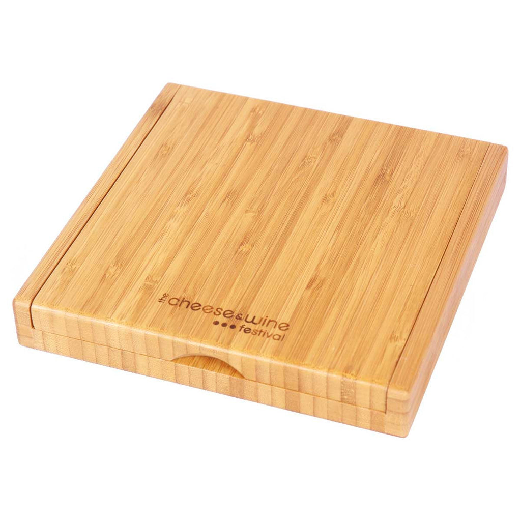 Gemline Bamboo Provence Cheese Kit
