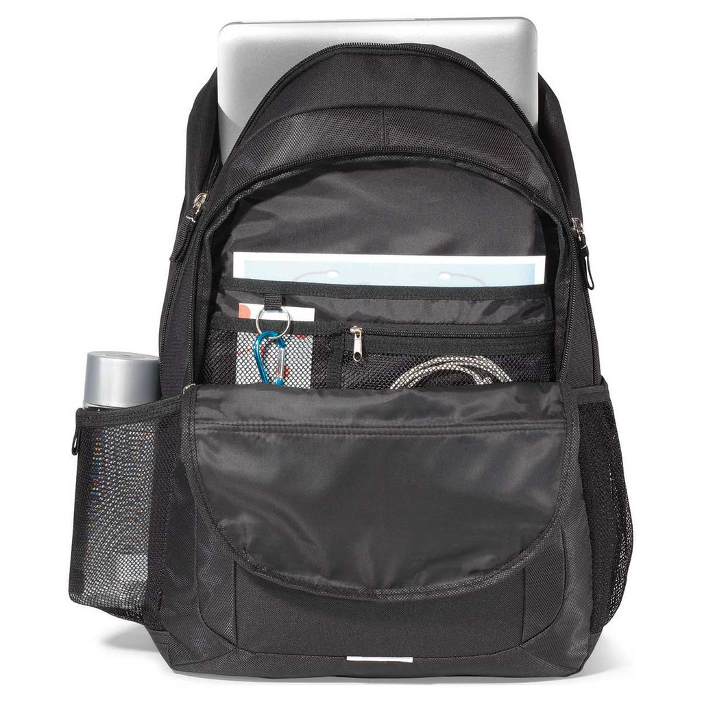 Gemline Black Pilot Computer Backpack
