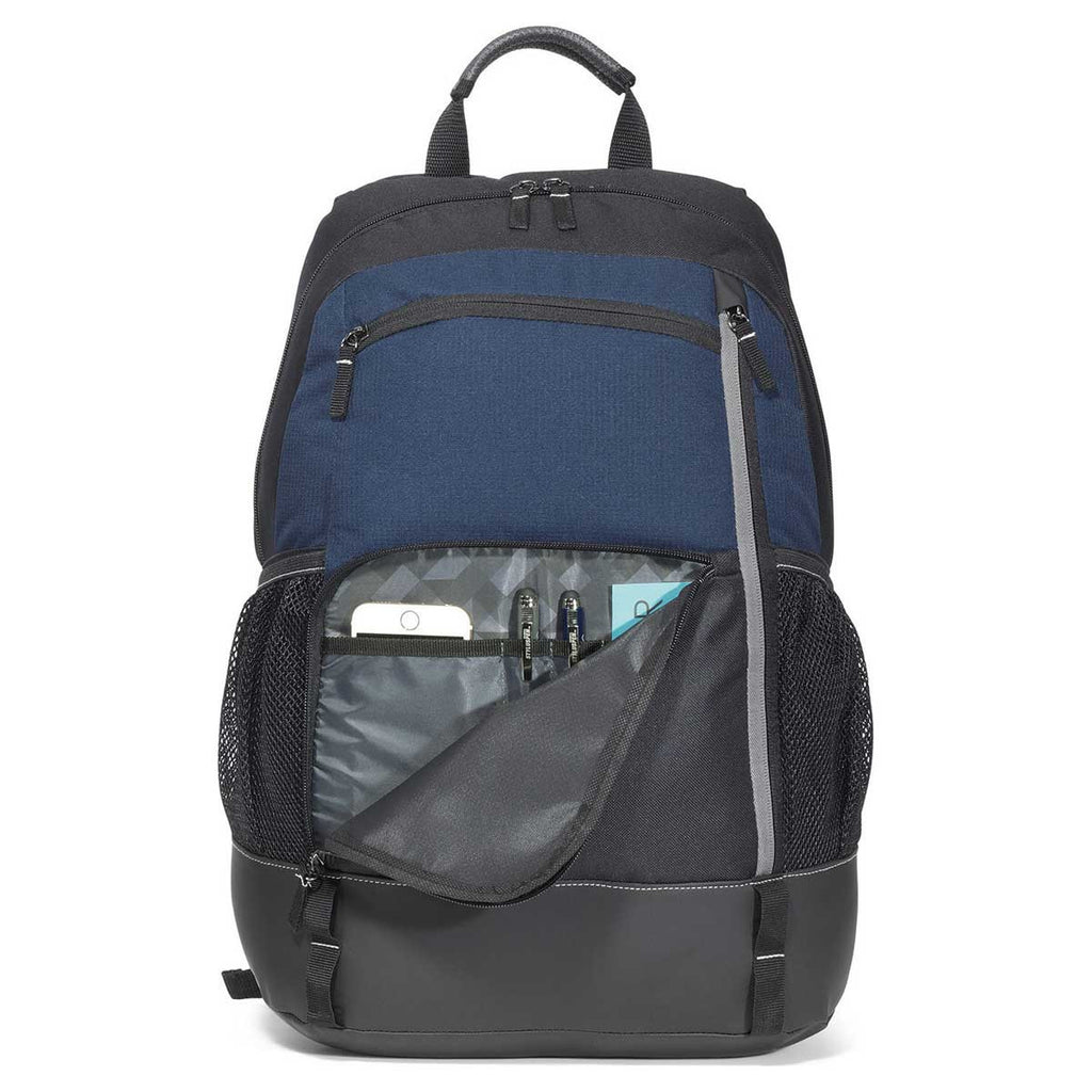 Gemline Navy Phantom Computer Backpack