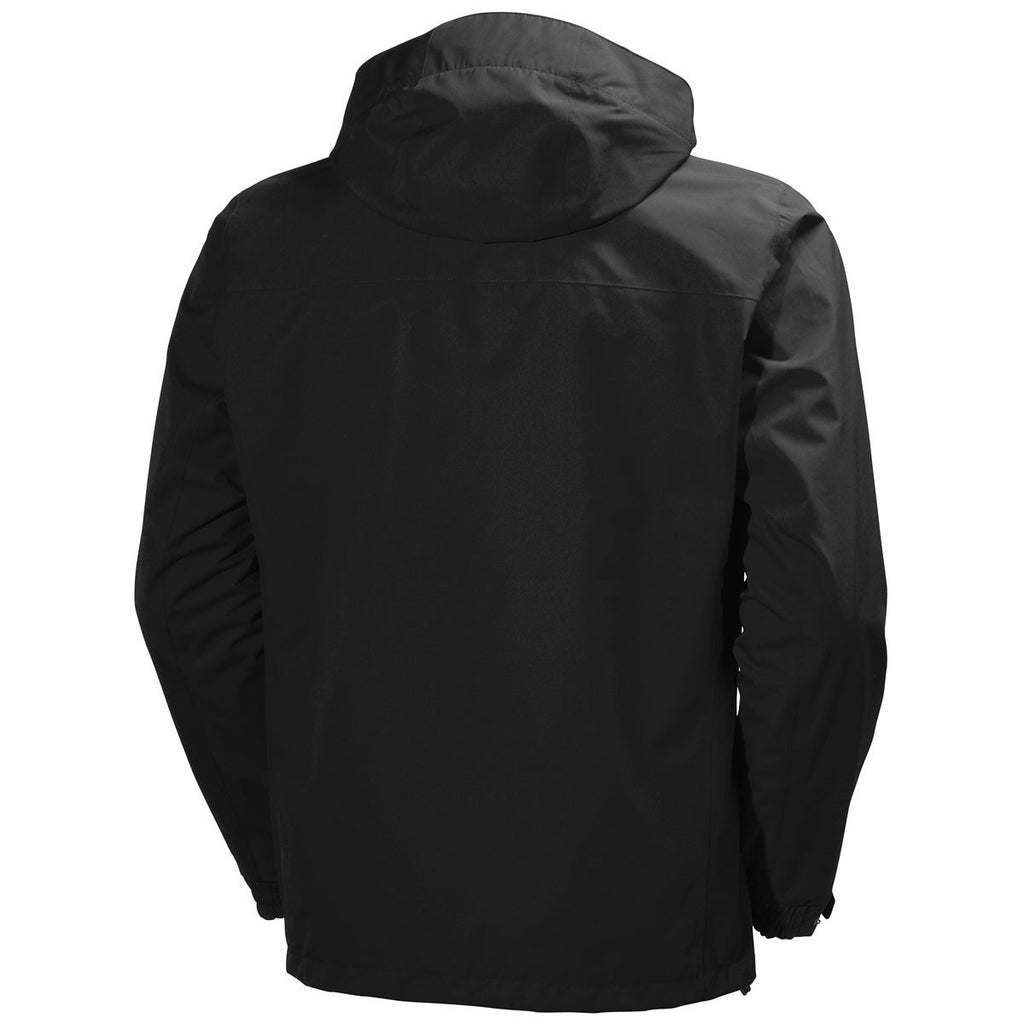 Helly Hansen Men's Black Dubliner Jacket
