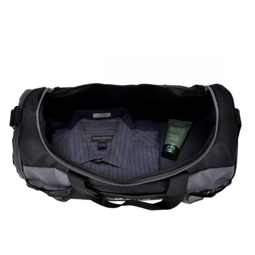 Gemline Seattle Grey Game Day Sport Bag