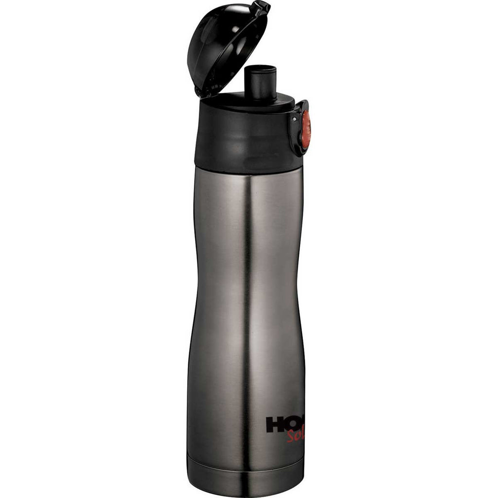 Zippo Charcoal Stainless Vacuum Bottle 17 oz.