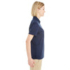 Core 365 Women's Classic Navy Origin Performance Pique Polo with Pocket
