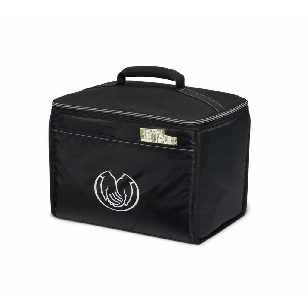 Life in Motion Black Deluxe Cargo Box
