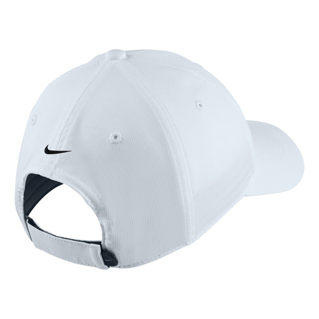 6be7e4e39f4 Nike White Legacy 91 Tech Custom Cap