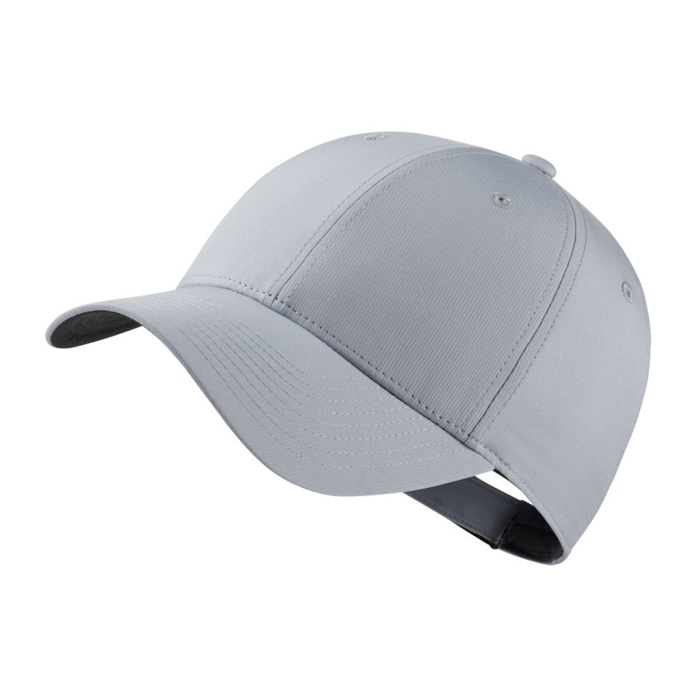 57127c17395 Nike Wolf Grey Legacy 91 Tech Custom Cap