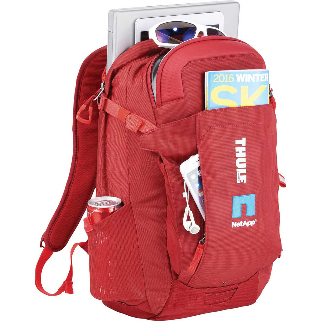 "Thule Red EnRoute Triumph 2 15"" Computer Backpack"