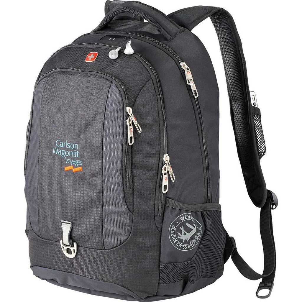"Wenger Black Express 15"" Computer Backpack"