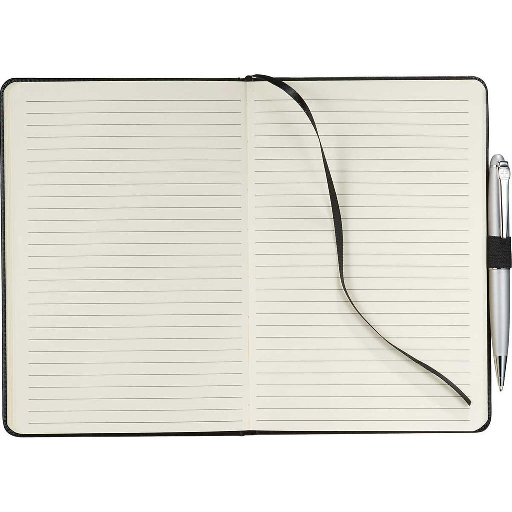 Wenger Black Bound Journal