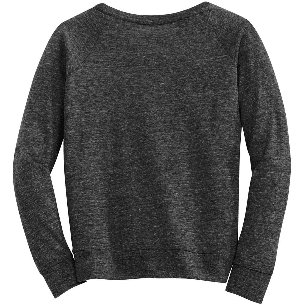 Alternative Women's Black Eco-Jersey Slouchy Pullover