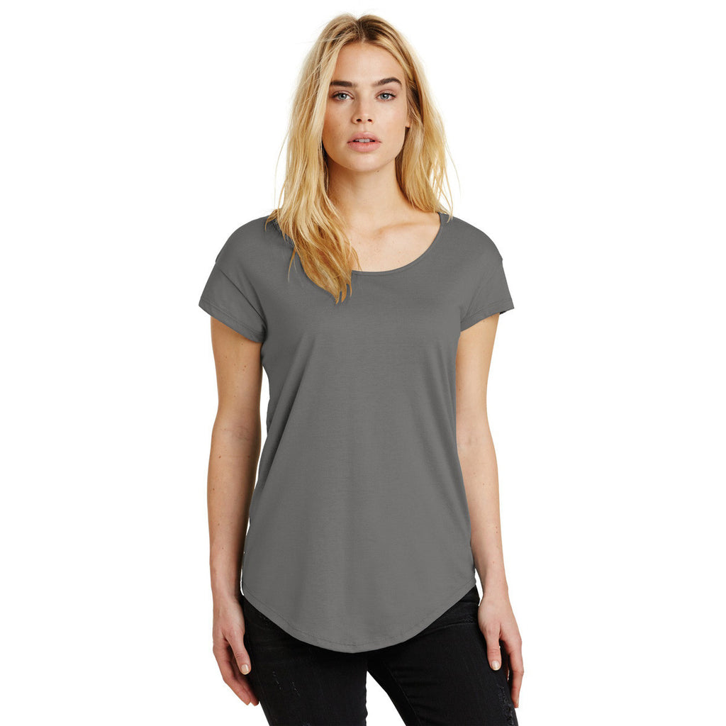 Alternative Women's Nickel Origin Cotton Modal T-Shirt