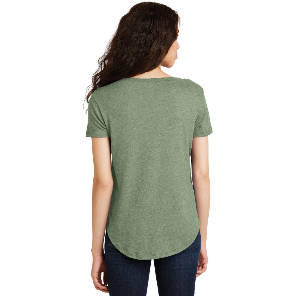 Alternative Women's Vintage Pine Backstage Vintage 50/50 Tee