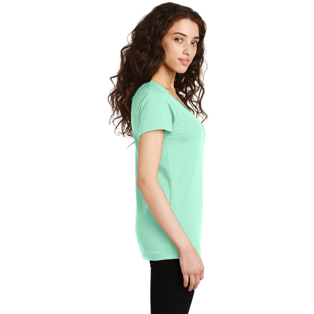 Alternative Women's Mint Legacy V-Neck T-Shirt