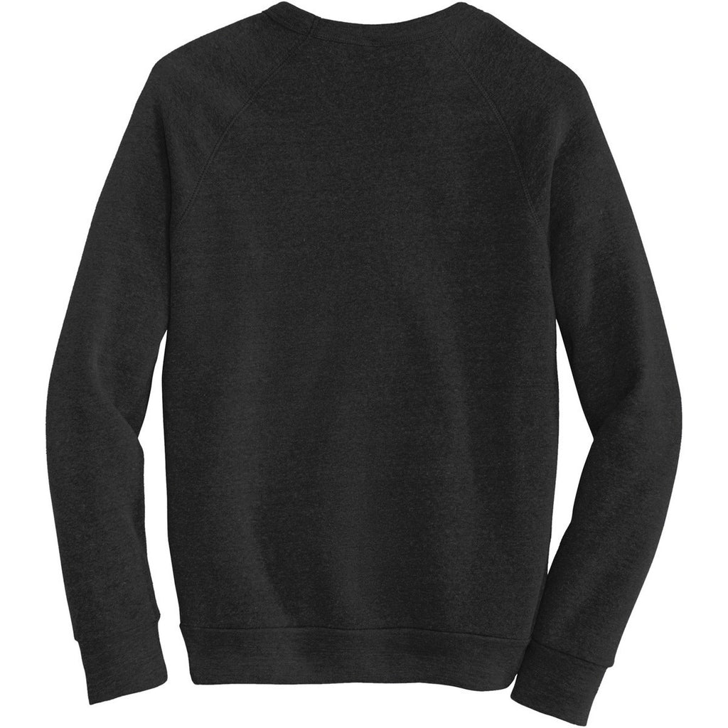 Alternative Men's Eco True Black Champ Eco-Fleece Sweatshirt