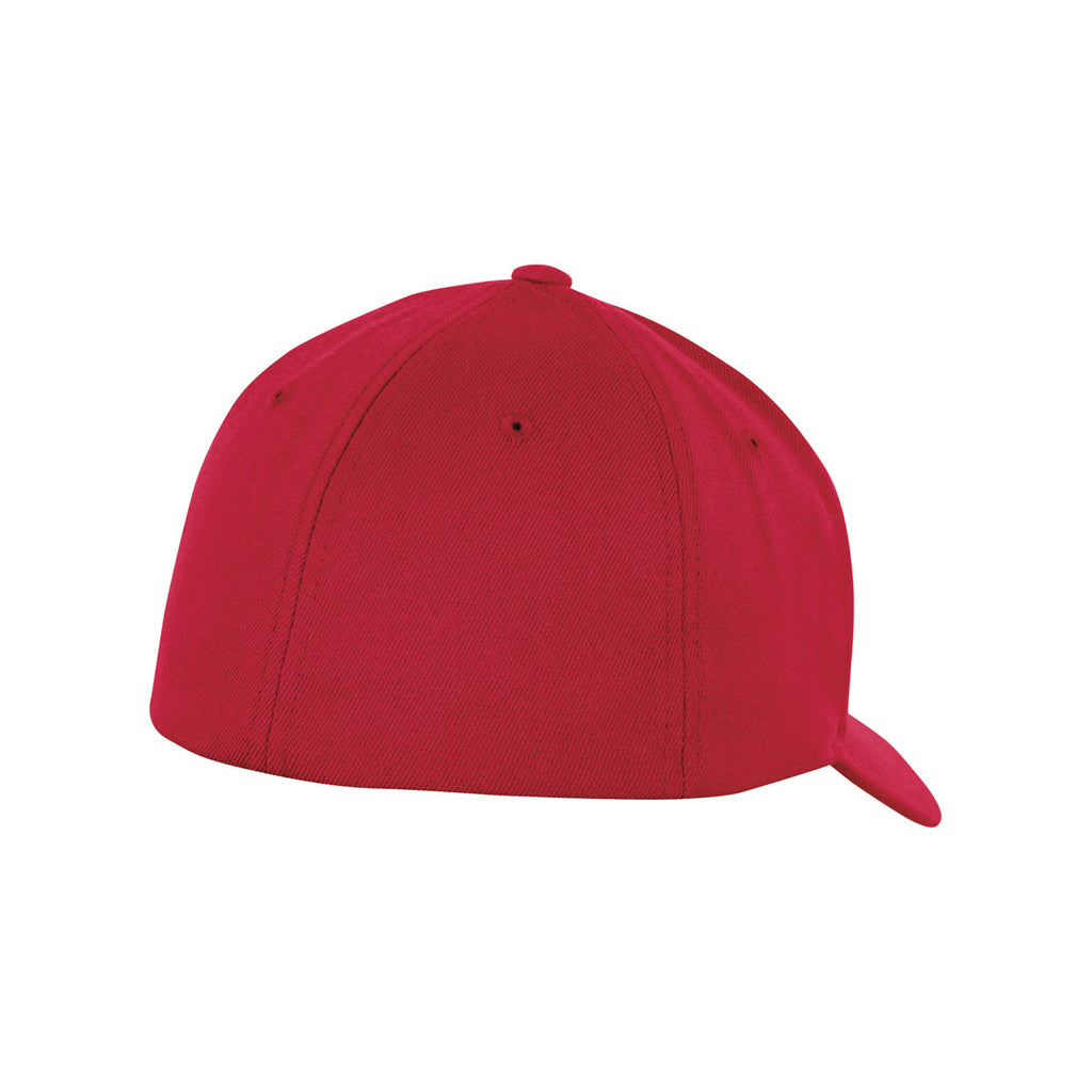 ATC by Flexfit Flash Red Wool Blend Cap 56200d2aded6