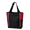 b5160-port-authority-red-panel-tote