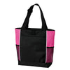 b5160-port-authority-pink-panel-tote