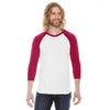 ca-bb453-american-apparel-red-raglan-tee