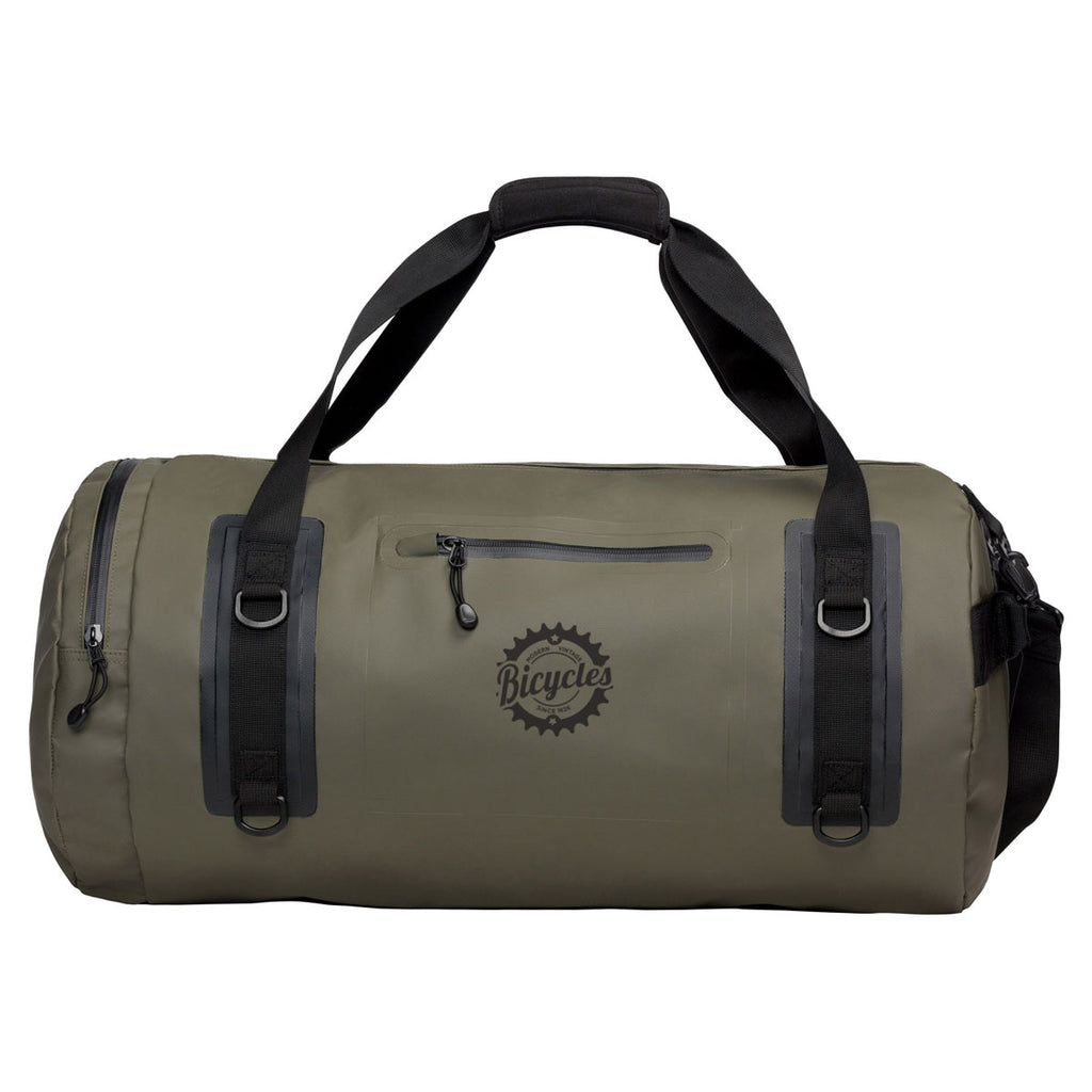 Ashbury Green Call of the Wild - Water Resistant 50L Duffle 32f2aa2b5a4bd