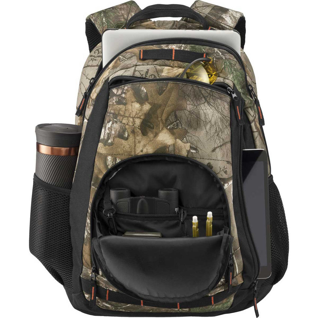 Port Authority Realtree Xtra/Black Camo Xtreme Backpack