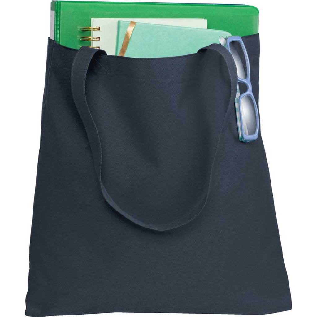 Port Authority Women's Navy Document Tote