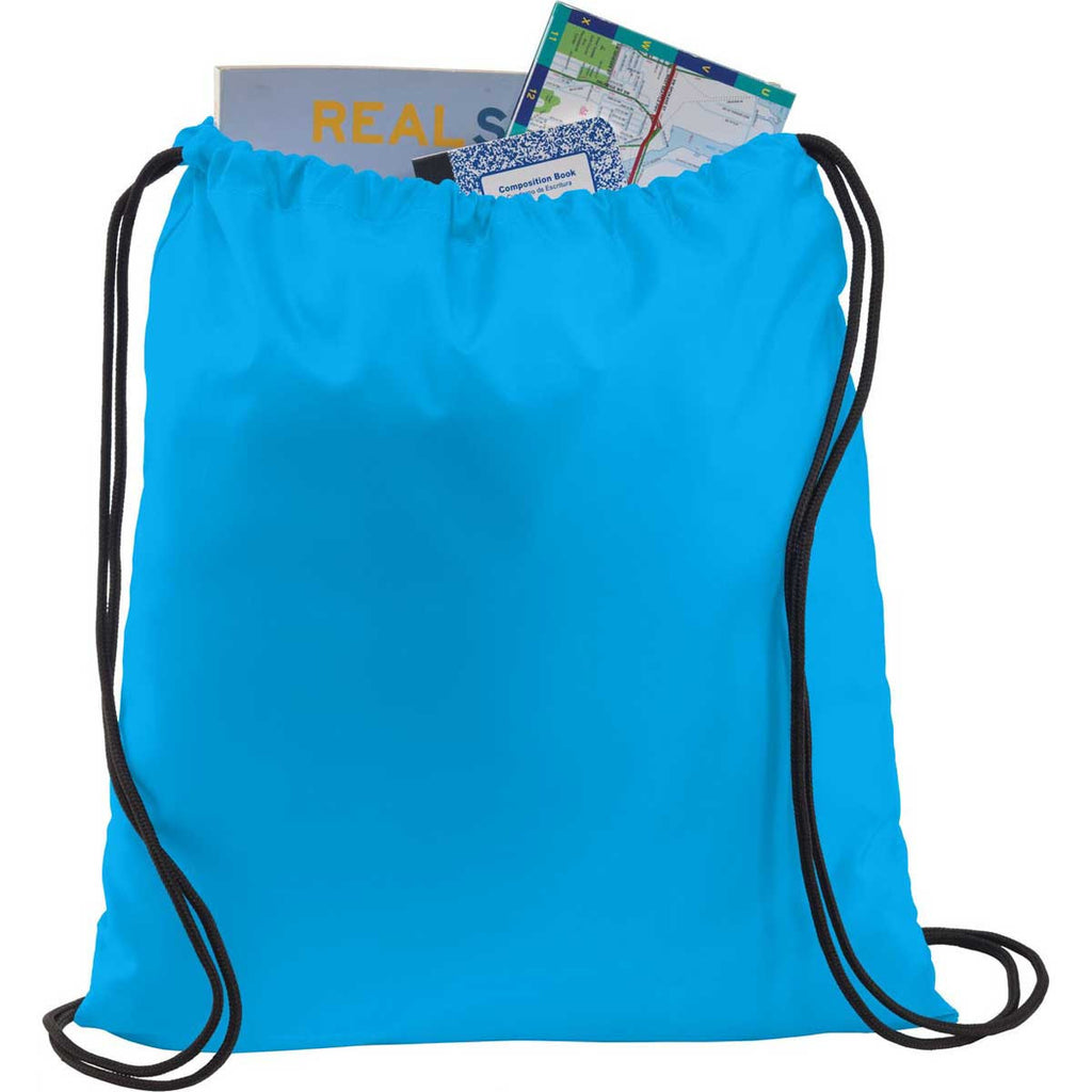 Port Authority Turquoise Ultra-Core Cinch Pack