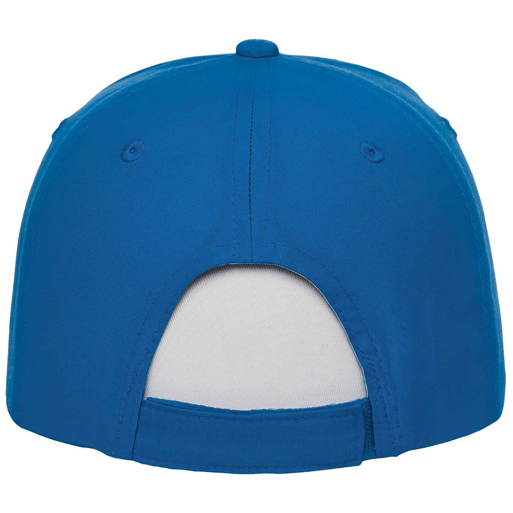 Elevate Olympic Blue Transcend Ballcap